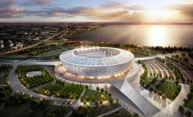 reference_Baku olympic stadium